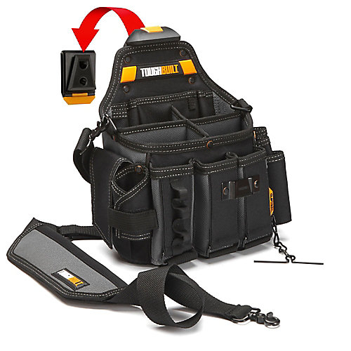 Master Electrician'S Pouch + Shoulder Strap
