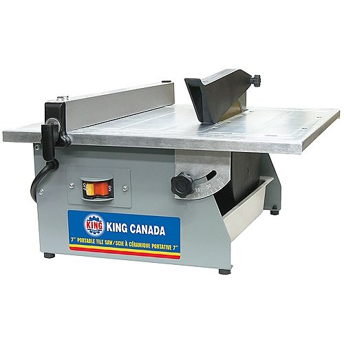 7 inch Portable Tile Saw