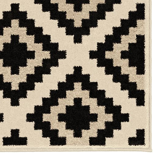 Orian Rugs Rouleau de tapis Cuba beige- 2pi 3 po par longueur personnalisée