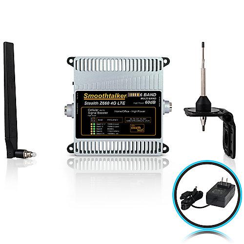 Kit de propulseur de construction haute puissance Stealth Z6 60dB 6 bandes 3G 4G LTE