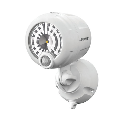 Wireless Motion Sensor LED XT Spotlight - White - 200 lumens - Multi-Purpose