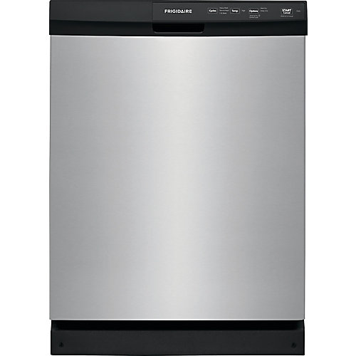 24-inch Built-In Dishwasher in Stainless Steel - ENERGY STAR®