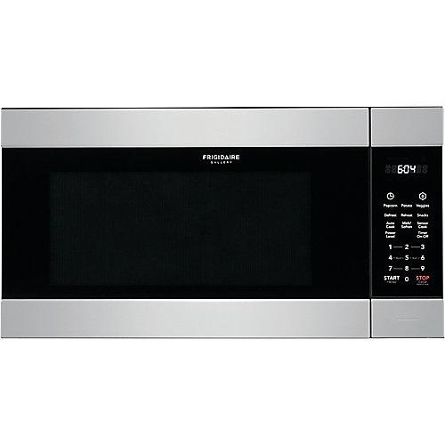 24 inch W 2.2 Cu. Ft. Built-in Microwave in Smudge-Proof Stainless Steel