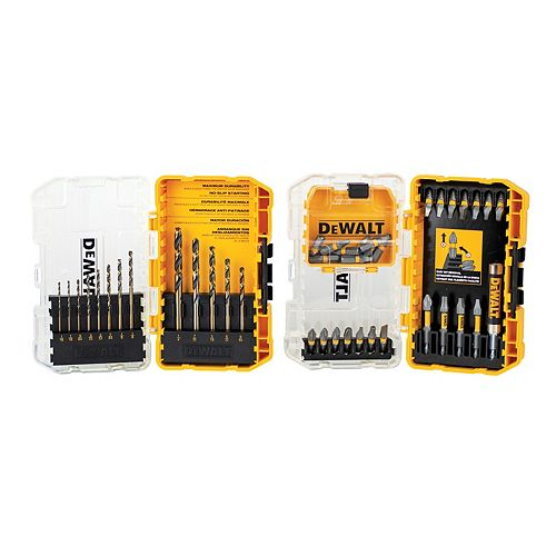 41-Piece MAXFIT Drill/Drive Accessory Set