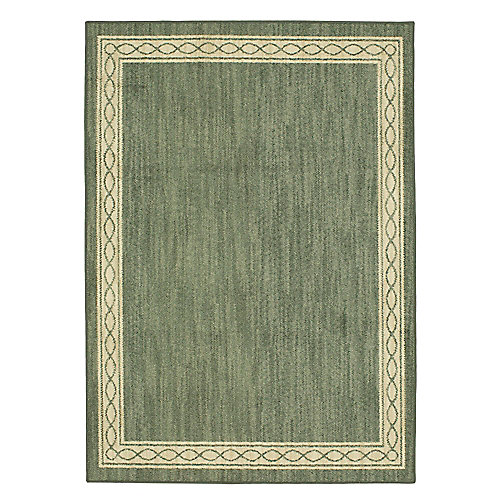 Sparrow Caster Gray/ Bone White 8 ft. x 10 ft. Indoor Area Rug