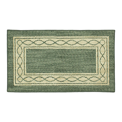 Sparrow Caster Gray/ Bone White 2 ft. x 4 ft. Indoor Area Rug