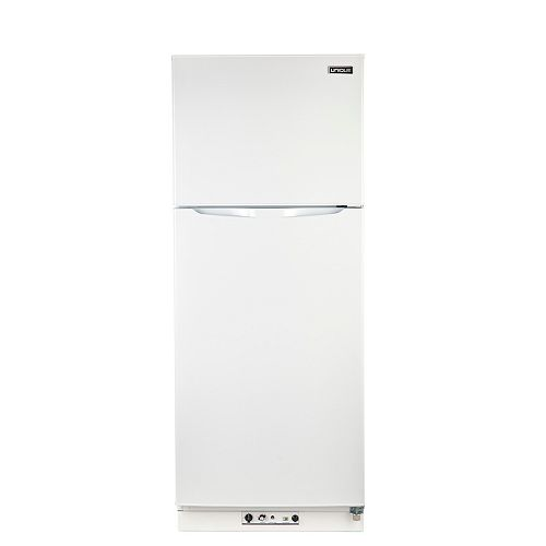 13.4 cu. ft. Propane Top Freezer Refrigerator Equipped with CO Alarming Device with Safety Shut-Off