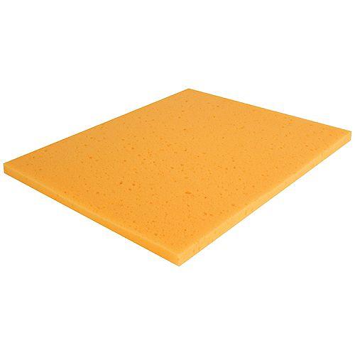 12-inch x 10-inch Polyester Sponge Towel