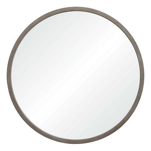 Notre Dame Design Birman Traditional Framed Wall Mirror