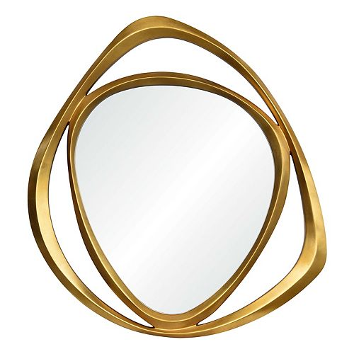 Goldie Modern Framed Wall Mirror