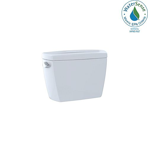 Eco Drake E-Max 1.28 GPF Toilet Tank, Cotton White