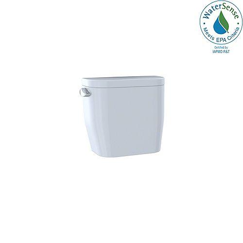 Entrada E-Max 1.28 GPF Toilet Tank, Cotton White