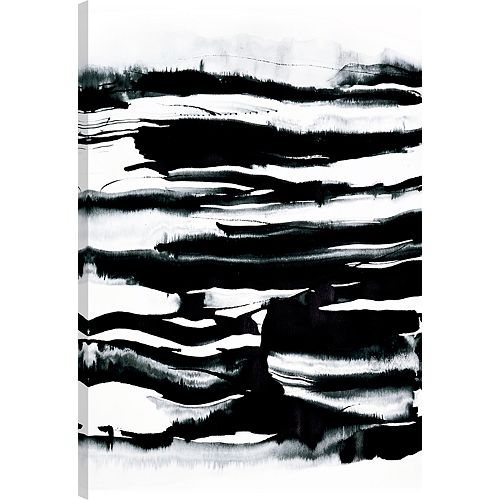 The Forms II, Abstract Art,  Printed Canvas Wall Art