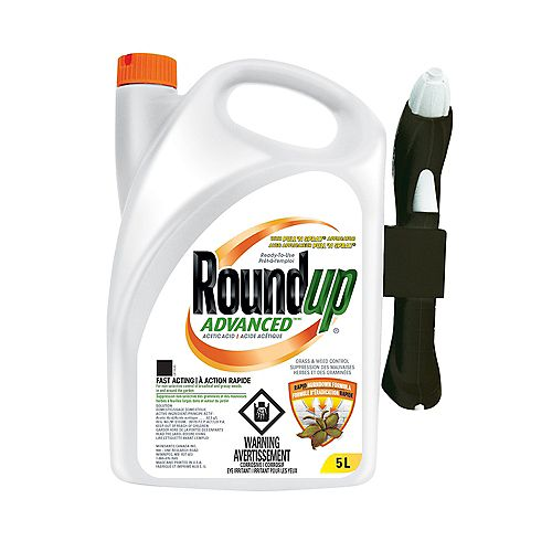 Advanced Grass and Weed Control Spray with Pull 'N Spray Applicator
