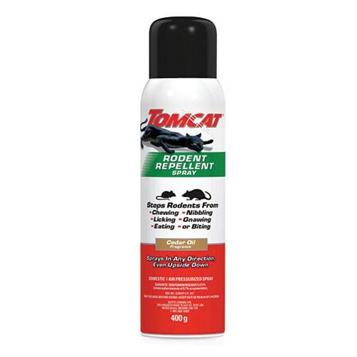 400g Aerosol Rodent Repellent Spray