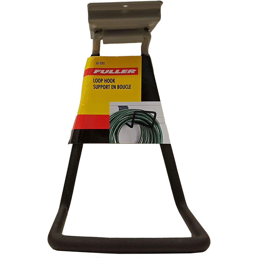 Fuller Large Loop Hook with Protective Foam Rubber