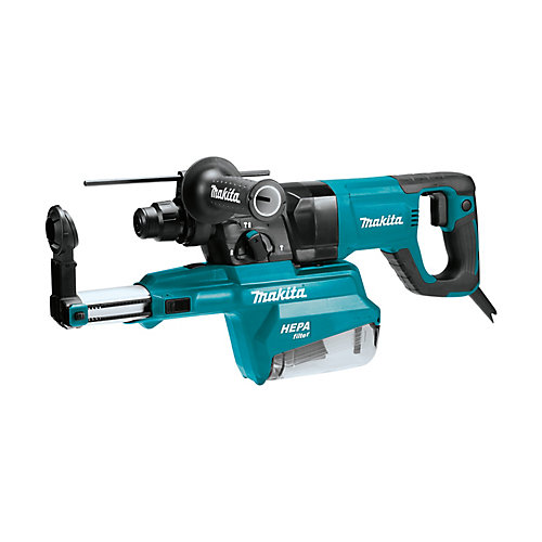 1 inch Rotary Hammer SDS-Plus W/ Dust Extraction (D-Handle)