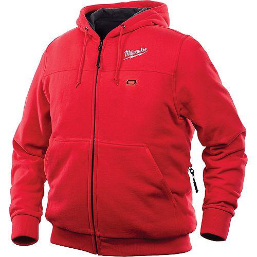 Sweat à capuche M12 12V 12V sans fil au lithium-ion pour homme (veste seulement)