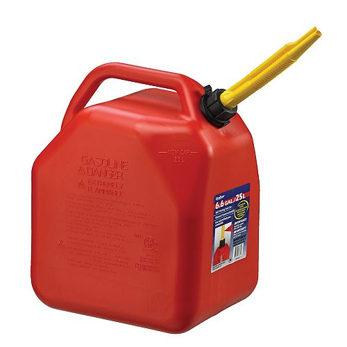 AB25 25L (6.6 Gal.) Gas Can