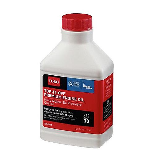 8 oz. Top-it-Off SAE 30 Premium Engine Oil