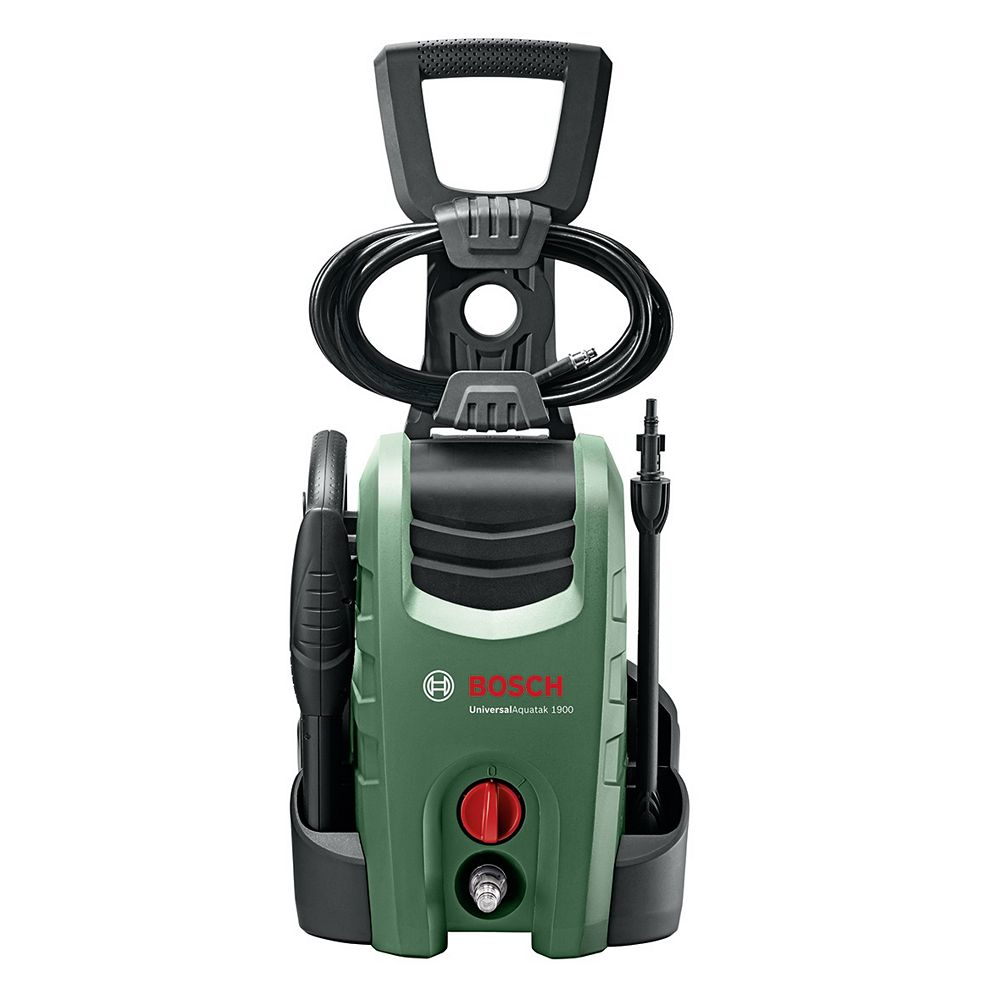 Bosch 1900 Psi Electric High Pressure Washer The Home Depot Canada