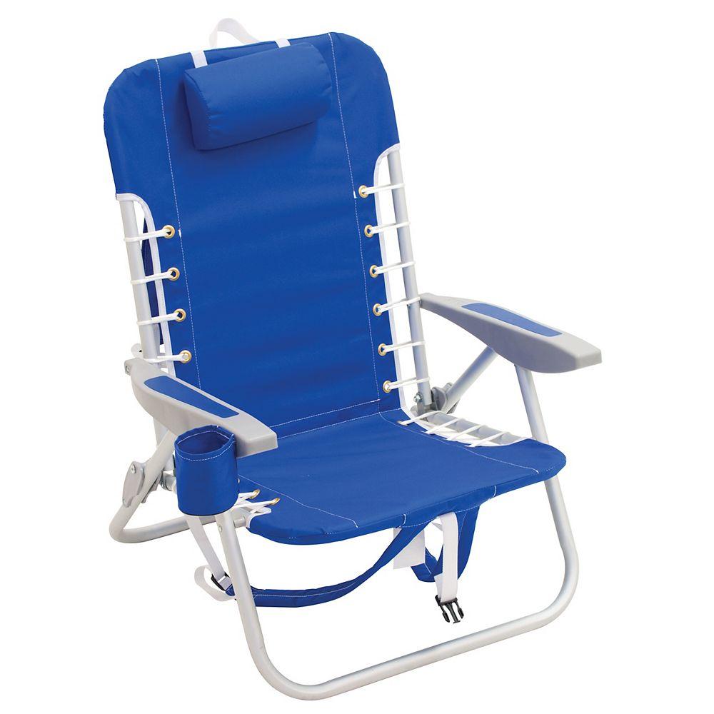 RIO Brands Chaise Sac À Dos Lacée En Aluminium