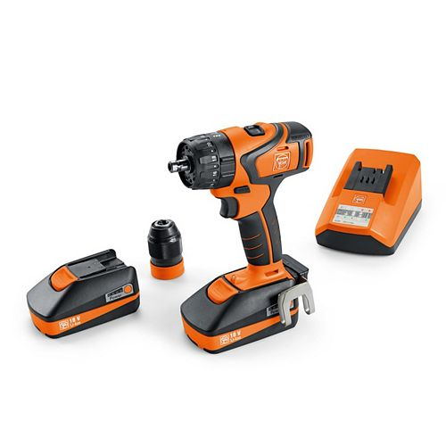 FEIN ASB18QC BASIC SET Cordless Hammer