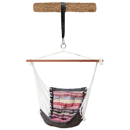 Tufted Patio Hammock Chair