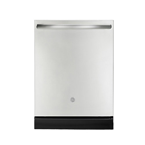 24-inch Top Control Built-in Tall Tub Dishwasher in Stainless Steel with Stainless Steel Tub