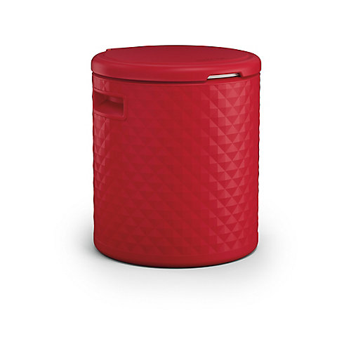 Suncast Day Cooler, Rouge
