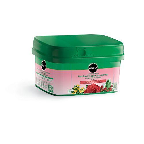 Engrais Pour Plants Hydrosoluble Pour Rosiers 18-24-16 500 G