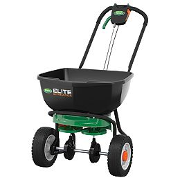 Elite Spreader with EdgeGuard Technology and 6 ft. Spread Pattern
