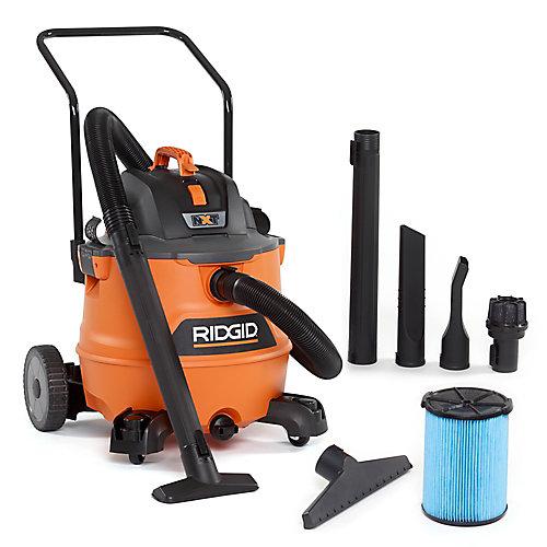 NXT 60 L (16 Gal.) 6.5 Peak HP Wet Dry Vacuum with Cart