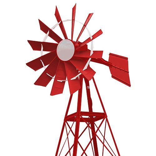 20 ft. 4 Legged Powder Coated Windmill Aeration System