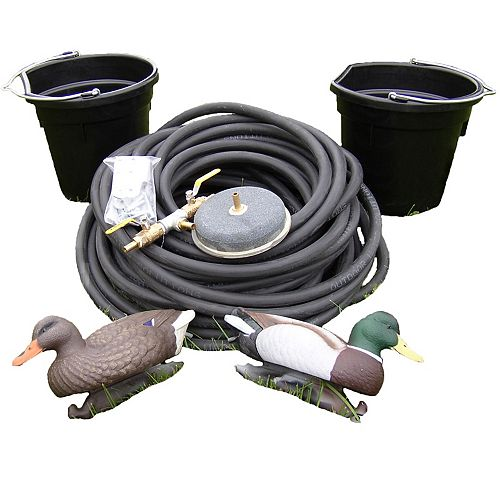 Outdoor Water Solutions Medium Pond Accessory Kit