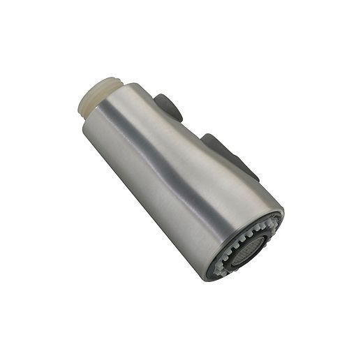 Simplice Pull-Out Spray Head in Stainless Steel