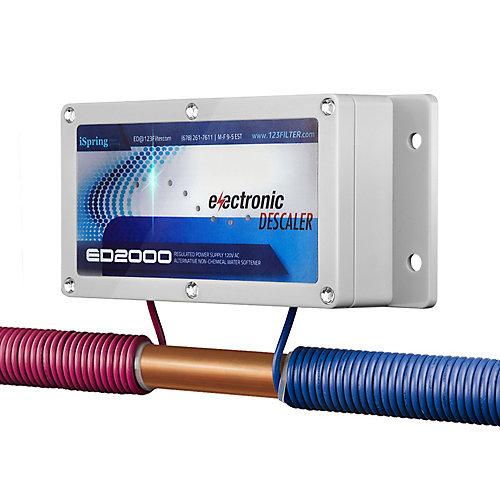 Détartrant électronique pour maison, Conditionneur d'eau alternatif