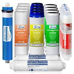 LittleWell 6-Stage Alkaline Reverse Osmosis 2-Year Filter Set
