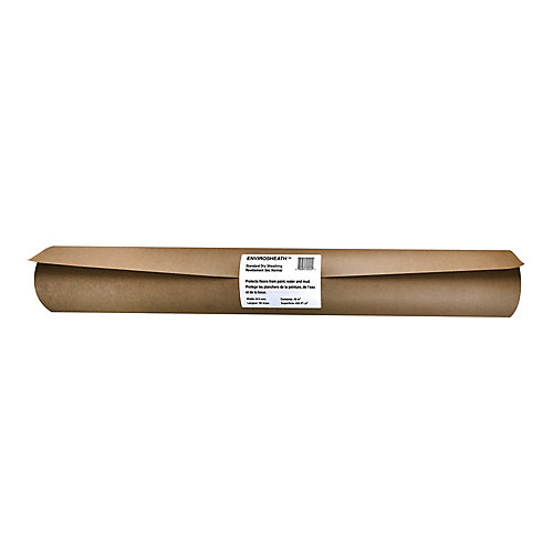 36 Inch X 144 Ft Dry Sheathing Paper