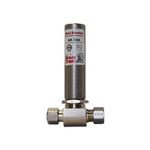 Mini Water Hammer Arrester Tee  by : 3/8-inch x 3/8-inch