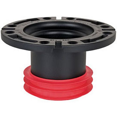 Push-Tite Closet Flange by :  for 4-inch DWV Pipe