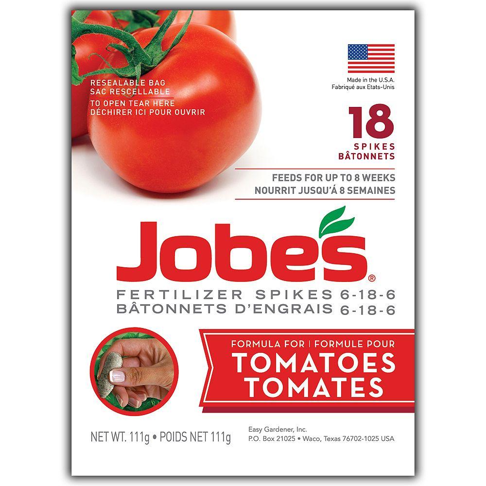 Jobe's Organics Batonnets D'Engrais Pour Tomates