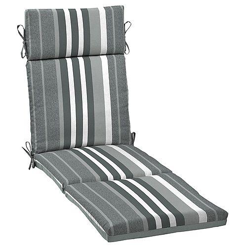 Petersburg Stripe Chaise Lounge Cushion