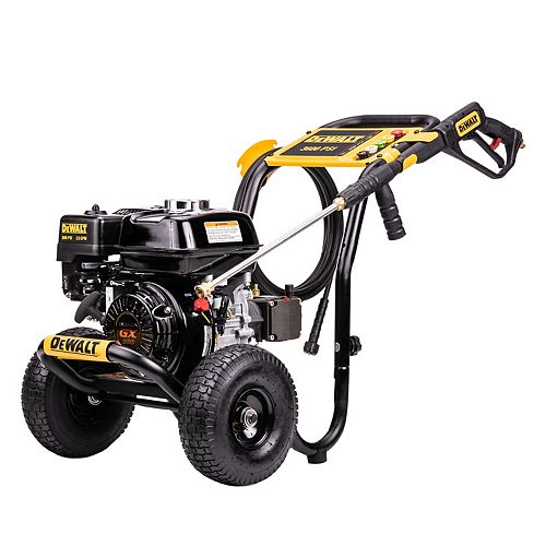 DEWALT DXPW3625 3600 PSI at 2.5 GPM HONDA GX200 Cold Water Professional Gas Pressure Washer
