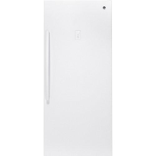 33-inch W 21.3 Cu. Ft. Upright Freezer in White