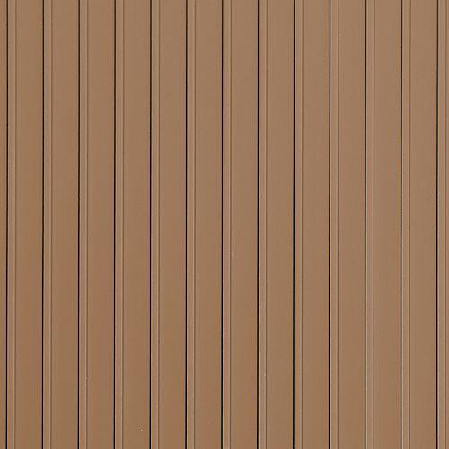 G-Floor Rib 5 ft. x 10 ft. Sandstone Vinyl Garage Flooring Cover and Protector