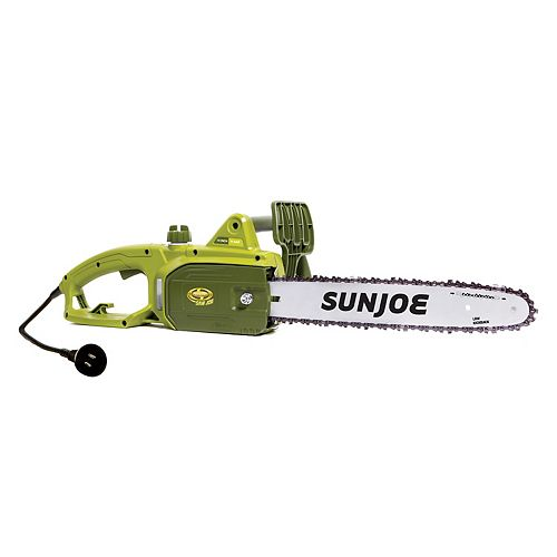 14-inch 9.0 Amp Electric Chainsaw
