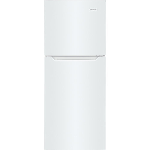 24-inch W 11.6 cu. ft. Top Freezer Apartment-Size Refrigerator in White - ENERGY STAR®