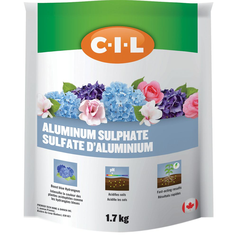 C-I-L Sulfate d'aluminium