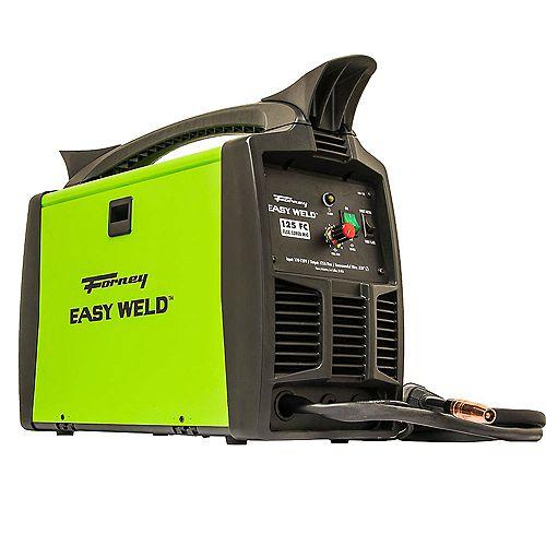 Forney (Soudure facile) 125 FC Machine MIG (gaz inerte métallique)